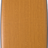Close up of Wood Grain SUP board Bay Sports