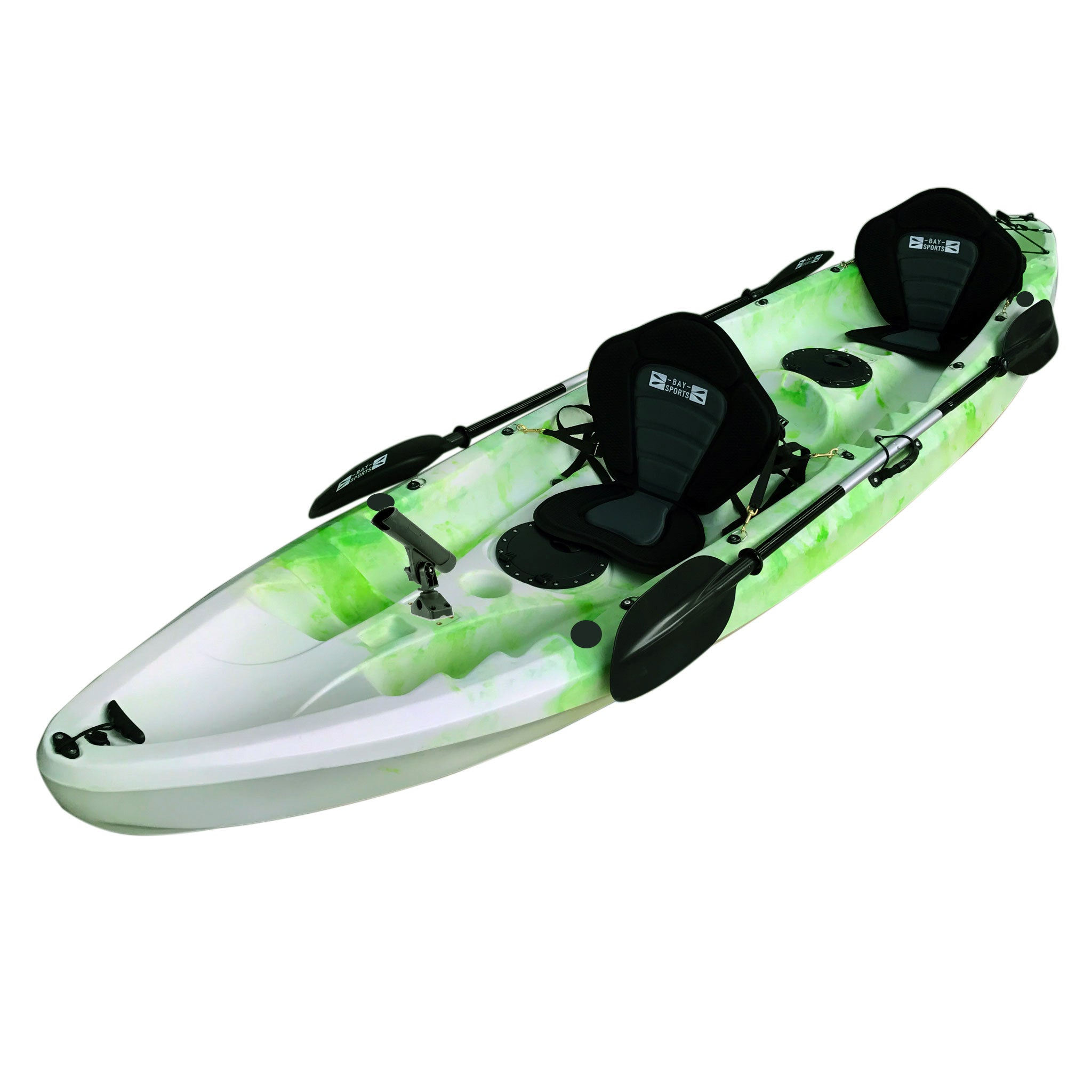 Nereus 2 - 3 7m Sit On Top Family 3-Person Kayak