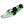 Nereus 2 - 3.7m Sit On Top Family 3-Person Kayak-Fishing Kayak-Bay Sports-White/Light Green-Bay Sports