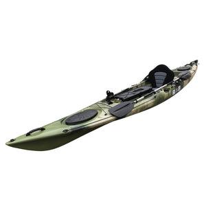 Angler Pro XL -  4.3m Fishing Kayak with Live Bait Well
