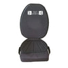 Bay Sports Hi-Back Kayak Seat with Booster Seat (front)