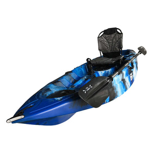 Catch Pro 2.7 Fishing Kayak with Stadium Seat Bay Sports Blue CAmo