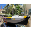 Air Glide 473 4.73m Double Tandem Drop Stitch Inflatable Kayak - fully inflated