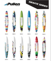 12 different models of wave skis including GR013- GR024 with Colorful and plain designs