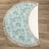 Mint Shimmer Play Mat