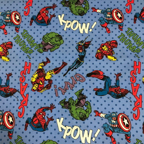 Superhero Play Mat