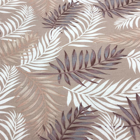 Dusty Pink Palms Play Mat