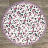 Vintage Rose Play Mat