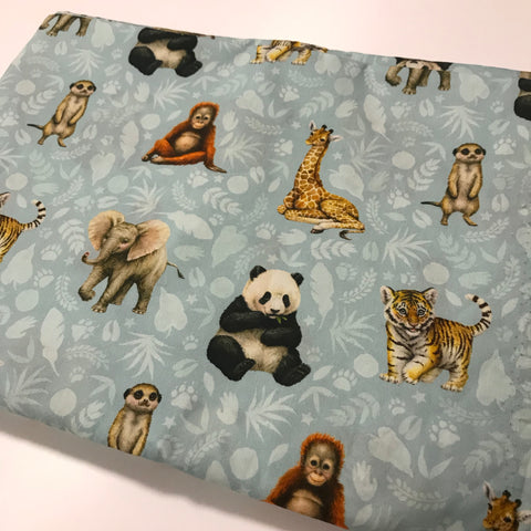 Baby Jungle Animals Play Mat