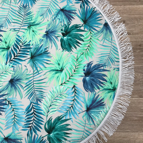 Daintree Blue Play Mat