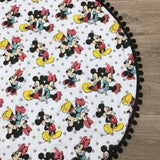 Mickey and Minnie Baby Play Mat
