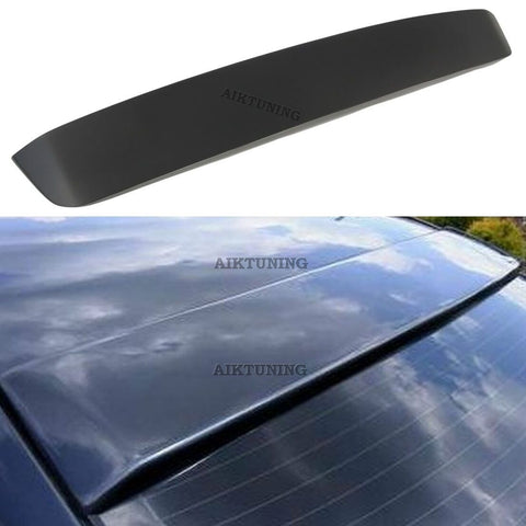 Rear Window Sun Guard Roof Extension Spoiler Cover (Fits Mercedes W124 Coupe)