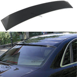 Rear Window Sun Guard Roof Extension Spoiler Cover (Fits Audi A6 C5 1997-2004)