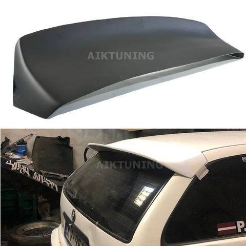 Rear JDM Boot Trunk Ducktail Drift Spoiler Wing Lid Lip (Fits BMW E36 Touring)