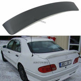 Rear Window Sun Guard Roof Extension Spoiler Cover (Fits Mercedes W210)