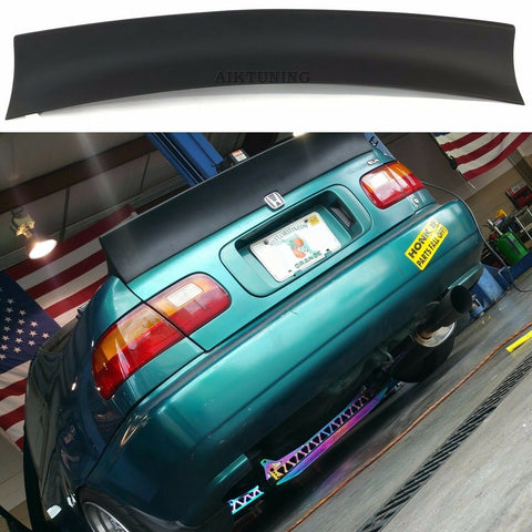 Rear JDM Boot Trunk Ducktail Spoiler Wing (Fits Honda Civic MK5 5th Gen Coupe)
