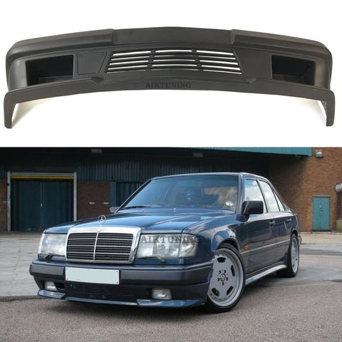 Front Gen 2 Bumper Spoiler Valance Parachoques (Fits Mercedes Benz W124 And AMG)