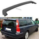 2000-2007 Wagon Rear Tailgate Trunk Spoiler With No Brake Light (Fits VOLVO V70)