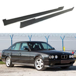 Side Skirt Set Valance Panel Spoiler Tuning (Fits BMW E34 And M5)