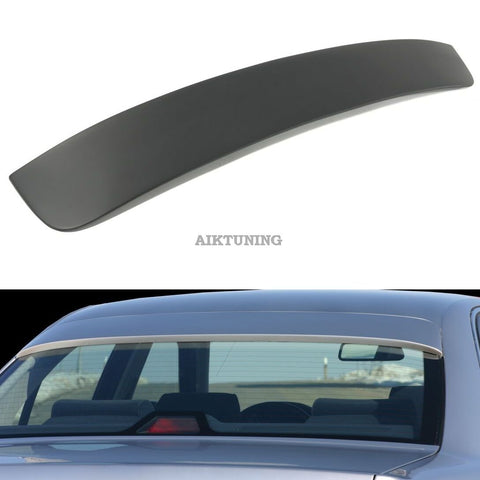Rear Window Sun Guard Roof Extension Spoiler Cover (Fits BMW E38 Sedan)