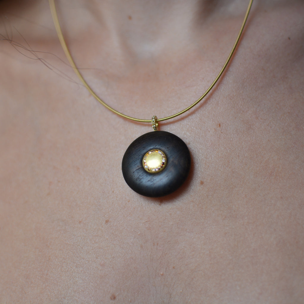Focal Point Necklace