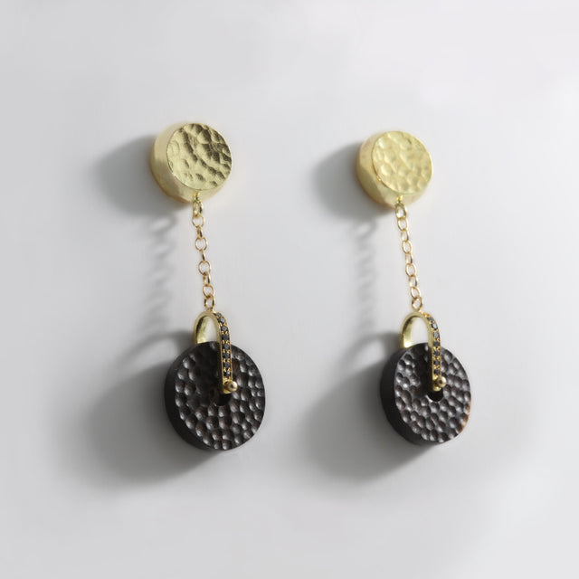 Millstone Earrings