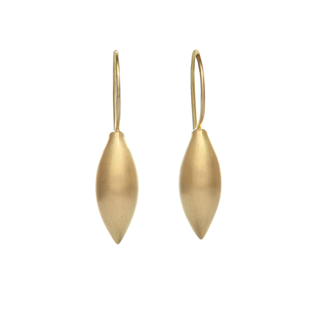 Gold Buds Earrings