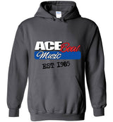 "Urban Beat Gear ""AceBeat Music Est. 1985"" Unisex Hoodie - NY Based Hip-Hop Shirts"