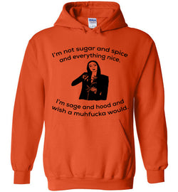Sugar and Spice Unisex Hoodie