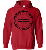 "Urban Beat Gear ""NJ Clubs"" Unisex Hoodie - NY Based Hip-Hop Shirts"