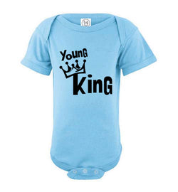 Urban Beat Gear - Young King Baby Bodysuit