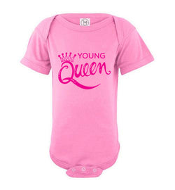 Urban Beat Gear - Young Queen Baby Bodysuit