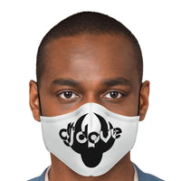 DJ Dove Face Mask - White