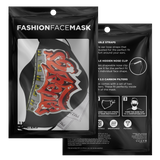 "Cartier Classix ""Queens"" Face Mask - NY Based Hip-Hop Shirts"