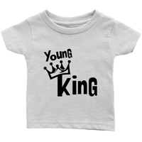 "Urban Beat Gear ""Young King"" Infant T-Shirt"