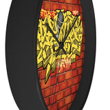 "Cartier Classix ""Hypeman"" Wall Clock - NY Based Hip-Hop Shirts"