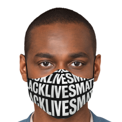 Black Lives Matter (All Over Print) Face Mask