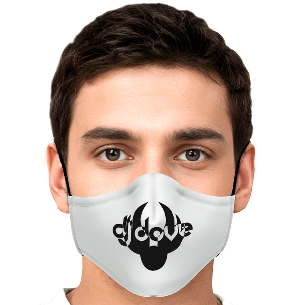 DJ Dove Mask - White