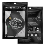 "Cartier Classix ""Vandal Life"" Face Mask - NY Based Hip-Hop Shirts"