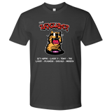 "Urban Beat Gear ""Zanzibar"" Unisex T-Shirt - NY Based Hip-Hop Shirts"