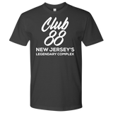 "Urban Beat Gear ""Club 88"" Unisex T-Shirt - NY Based Hip-Hop Shirts"