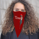 Momi Knows Best - Party Line Momi: Face Scarf