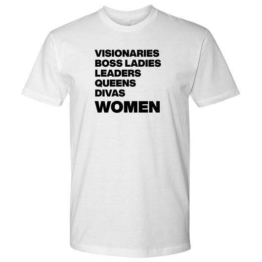 Empowered WOMEN List Unisex T-Shirt