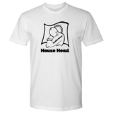 "Urban Beat Gear ""Garage House Head"" Unisex T-Shirt - Black Logo - NY Based Hip-Hop Shirts"