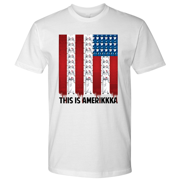 This is Amerikkka Unisex T-Shirt