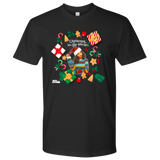 "Urban Beat Gear ""Xmas in the House"" Unisex T-Shirt"