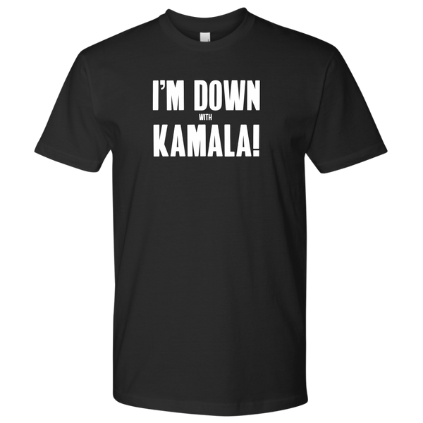 I'M DOWN with KAMALA Unisex T-Shirt