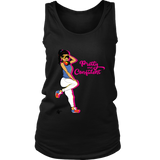 "Urban Beat Gear ""Pretty and Confident"" Women's Tank Top - NY Based Hip-Hop Shirts"