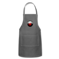 Momi Knows Best - Training Day: Adjustable Apron - charcoal