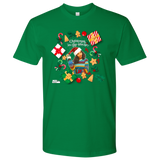 "Urban Beat Gear ""Xmas in the House"" Unisex T-Shirt - NY Based Hip-Hop Shirts"